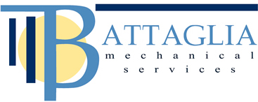 BATTAGLIA Mechanical Services Logo